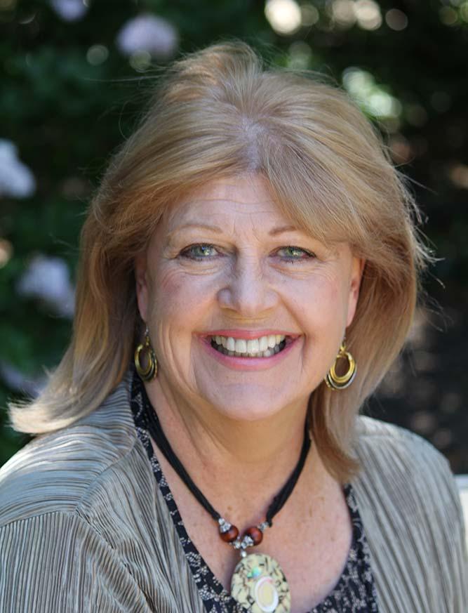 Carolyn Cripps OBE